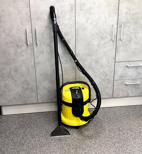 Putekļu sūcējs ar mazgāšanas funkciju