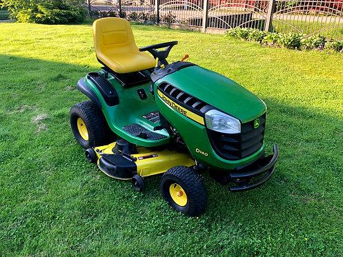 Mauriņa pļaušanas traktors, benzīns 22 ZS
