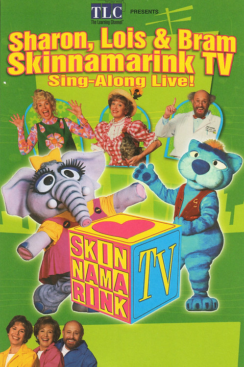 Skinnamarink TV Singalong Flyer 5.5x8.5