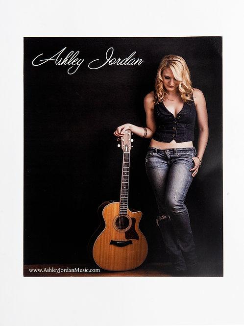 Ashley Jordan Print