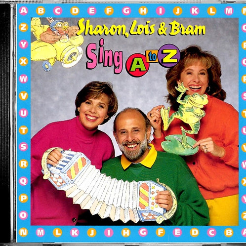 Sing A to Z CD [Canadian Release]