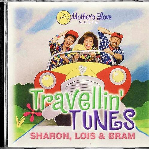 Travellin' Tunes CD