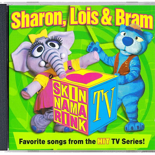 SKINNAMARINK TV CD