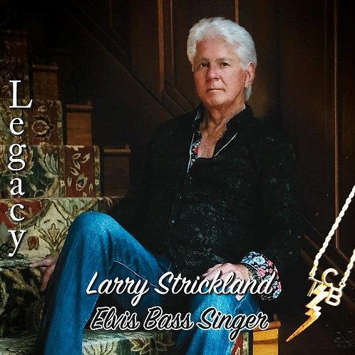 Autographed Legacy Album CD