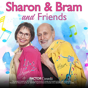 Sharon & Bram and Friends Album (HI RES)