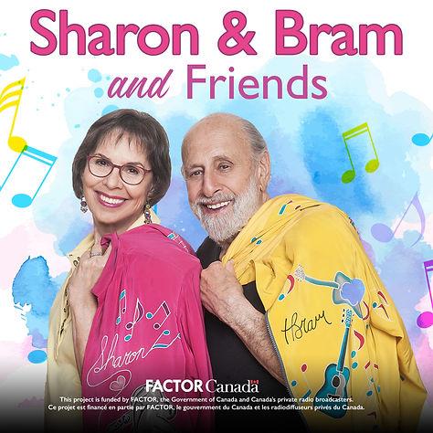 Sharon & Bram and Friends Album (HI RES)
