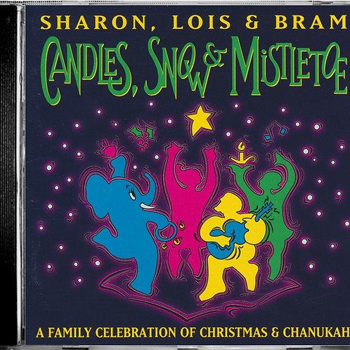 Candles, Snow & Mistletoe CD