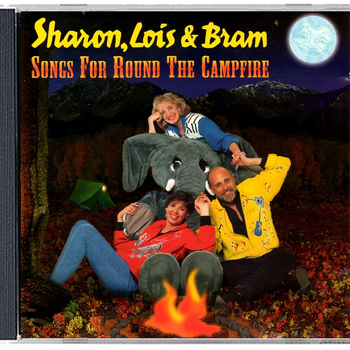 SONGS FOR ROUND THE CAMPFIRE CD