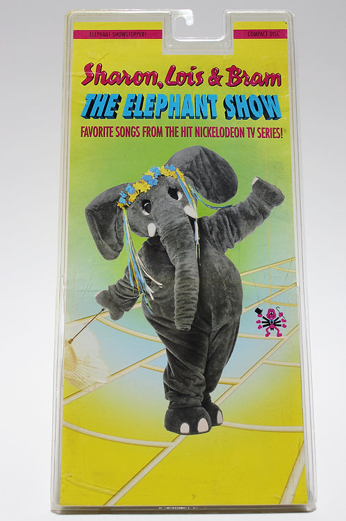 The Elephant Show CD [Blisterpack]