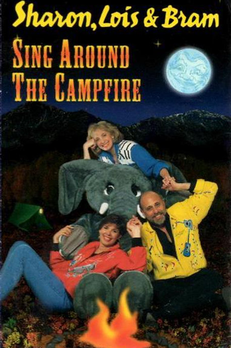 Sing Around the Campfire CASSETTE [Blisterpack]