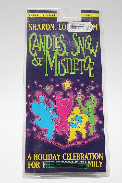 Candles, Snow & Mistletoe CASSETTE [Blisterpack]