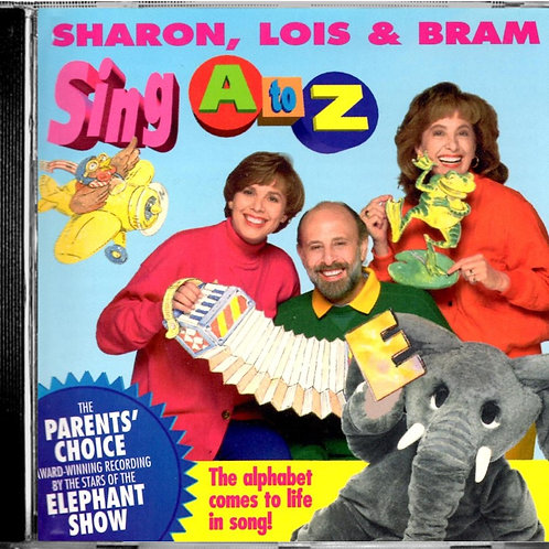 Sing A to Z CD [US Release]