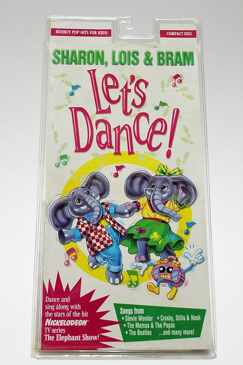 Let's Dance! CD [Blisterpack]