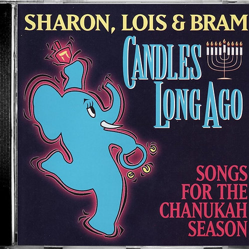 Candles Long Ago CD