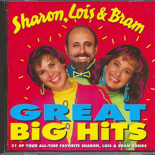Great Big Hits (CD)