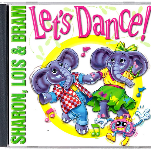 LET'S DANCE! CD