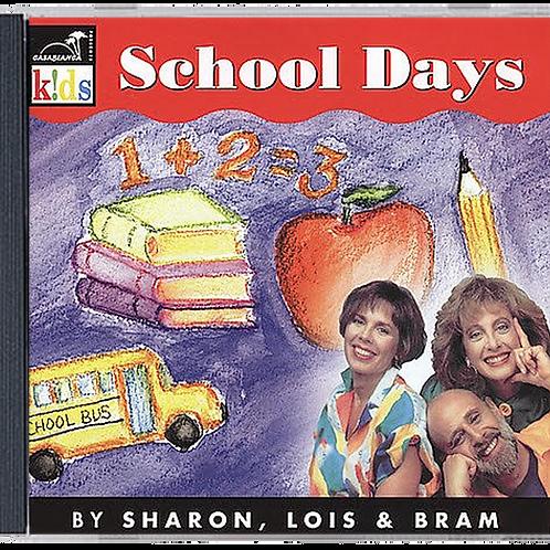 SCHOOL DAYS CD