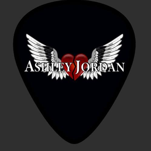 Ashley Jordan Guitar Picks