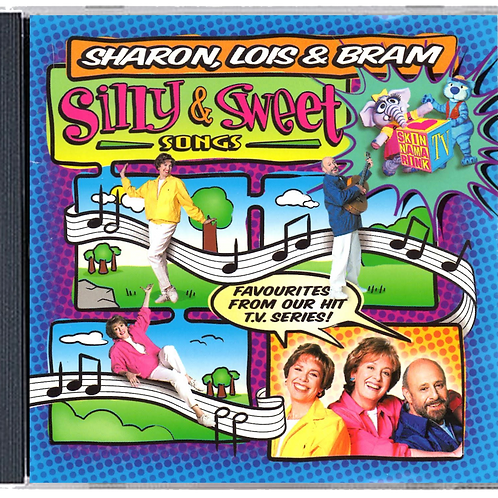 SILLY & SWEET SONGS CD