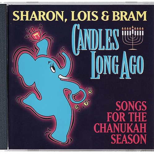 CANDLES LONG AGO - CD