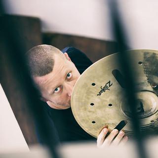 Daniel Šoltis, drummer