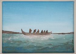 Moloka'i canoe