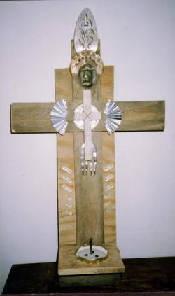 Wooden cross 2