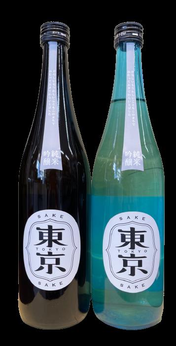 TOKYO SAKE純米吟醸酒について