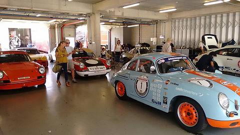 Glasgow Porsche repair