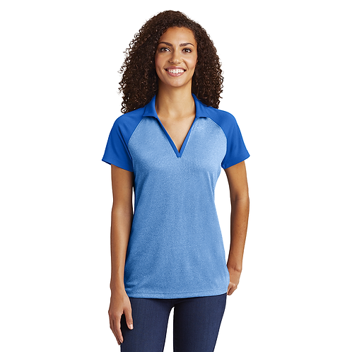 Triune Agility LST641 Ladies PosiCharge®Polo