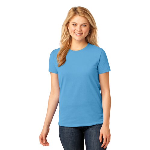 Lab LPC54 Port & Company® Ladies Core Cotton Tee