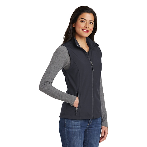 MAS NATIONAL L325 Port Authority® Ladies Core Soft Shell Vest
