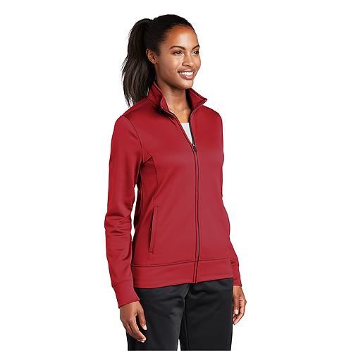 Pap Infinity LST241 Sport-Tek® Ladies Sport-Wick® Fleece Full-Zip Jacket