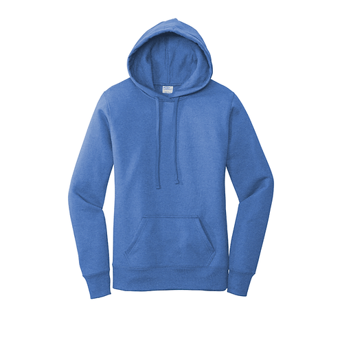 Triune Agility Ladies Core Fleece Pullover Hooded Sweatshirt