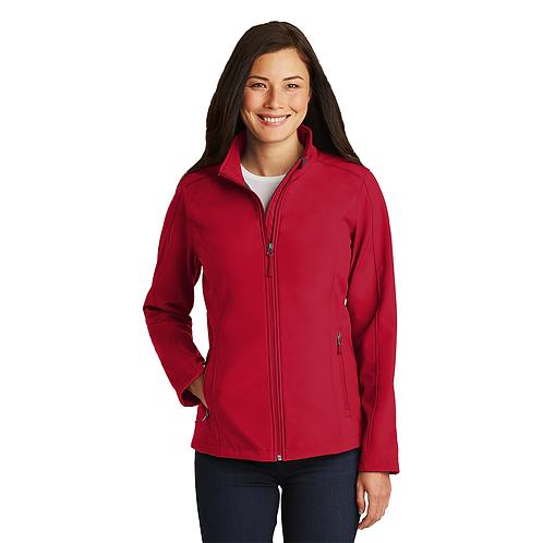 HBTC L317 Port Authority® Ladies Core Soft Shell Jacket