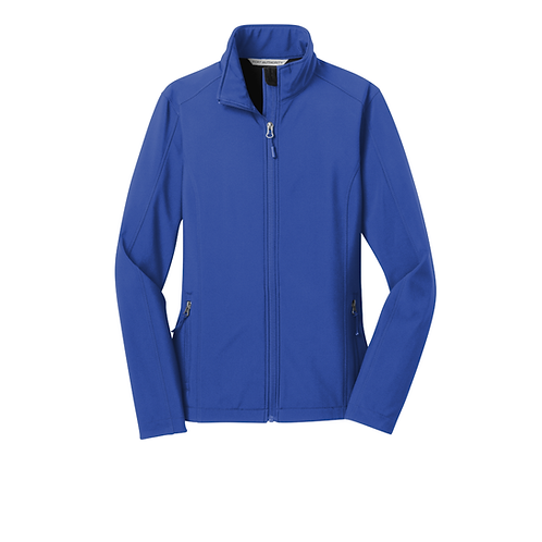 L317 Port Authority® Ladies Core Soft Shell Jacket