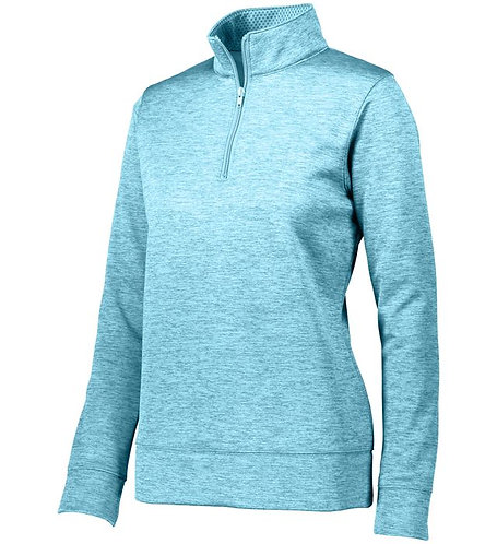 MAS NATIONAL LADIES STOKED TONAL HEATHER PULLOVER