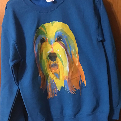 Bearded Collie Sweatshirt