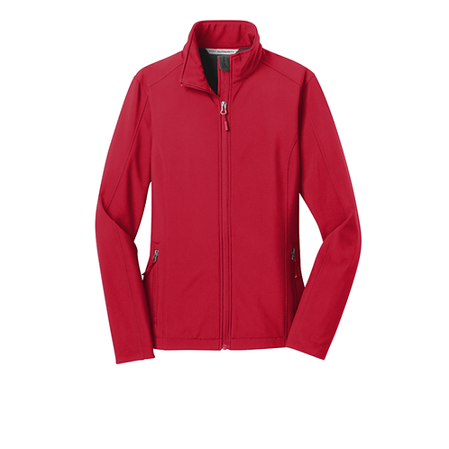 PL L317 Port Authority® Ladies Core Soft Shell Jacket