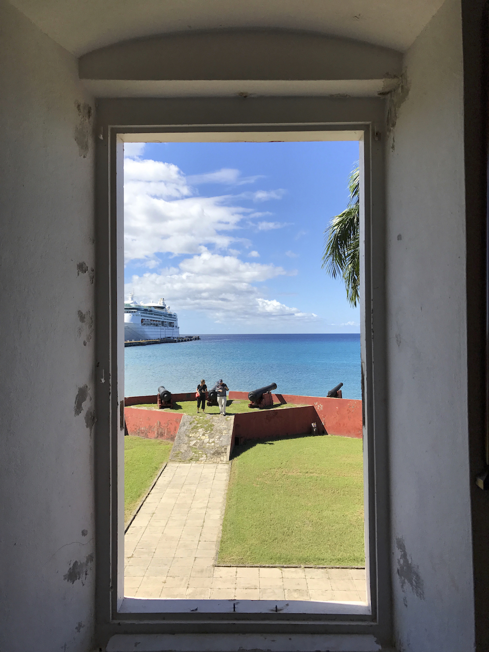 Take Five in St. Croix