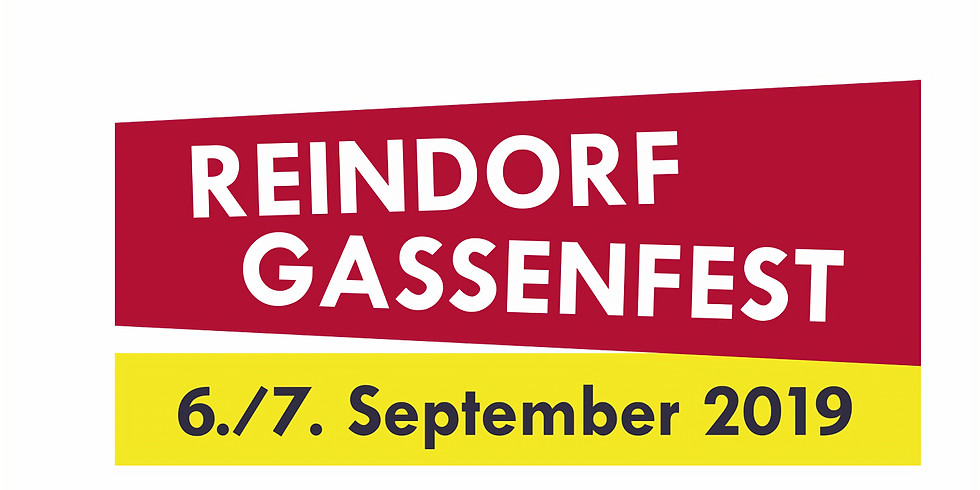 WILLFRIT goes REINDORFGASSENFEST 2019