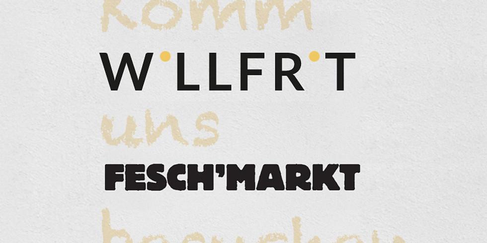 WILLFRIT goes FESCHMARKT @ OTTAKRINGER BRAUEREI