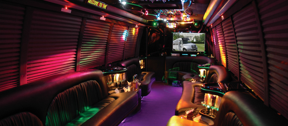 Party Bus, Charter Bus and Mini Bus Rentals Phoenix