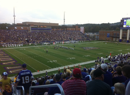 JMU Football Game
