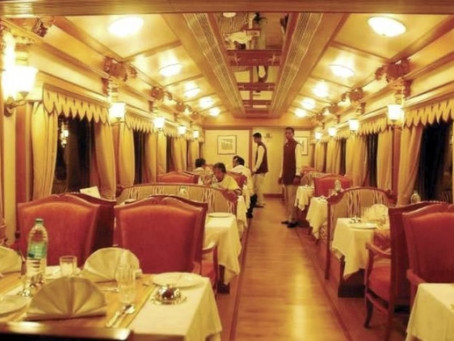 Luxury Tour Trains Of India