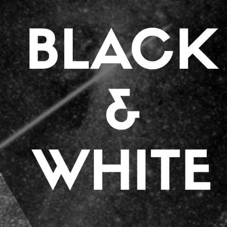Black & White Dancefloor Party