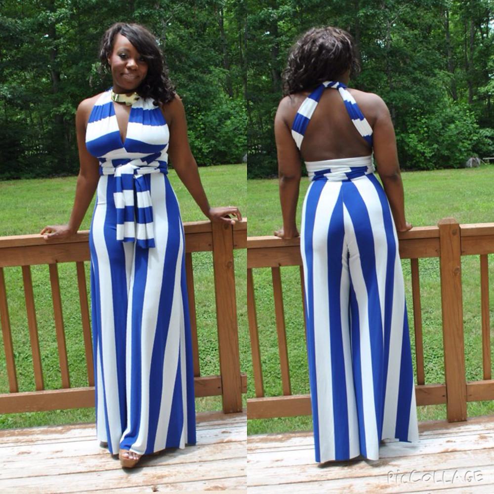 Blue n white striped romper.jpg