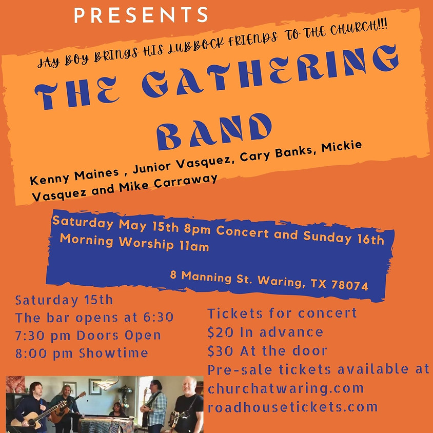 THE GATHERING BAND