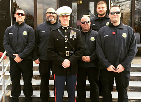 Recap: Veterans Day Ceremony sponsored by WJHCC