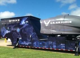 Free event: U.S. Air Force Rapid Strike Flight Simulator